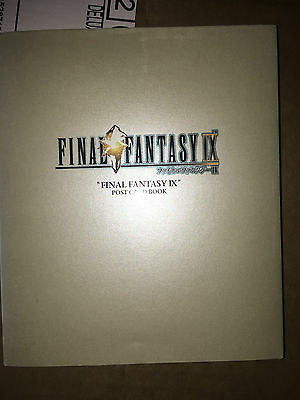 Final fantasy 9 Postcard Set