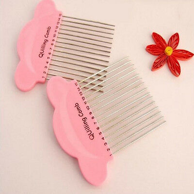 1pc DIY Cloud Paper Quilling Comb Creation Loop Craft Quilled Tool Accesory