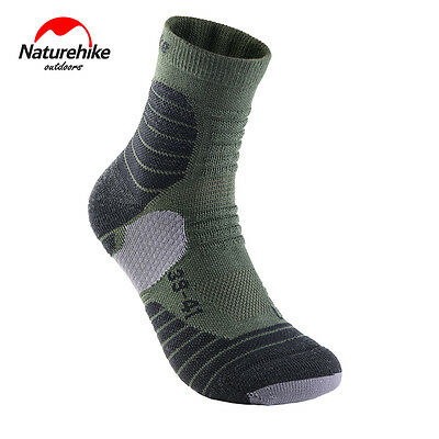 Coolmax Thicken Sports Socks Running Hiking Sweat-absorbent Quick-Drying Socks