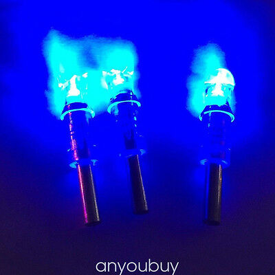 3x Shooting Archery Lighted Nock Compound Bow LED Arrow Nock w/ Screwdriver Tool