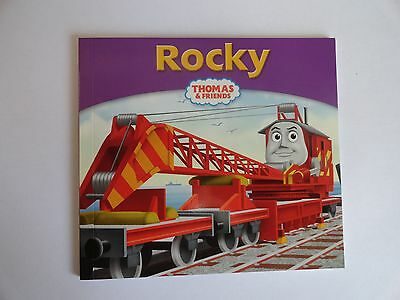Thomas The Tank Engine & Friends - Book 46 : Rocky - Birthday Gift