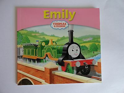Thomas The Tank Engine & Friends - Book 25 : Emily - Birthday Gift