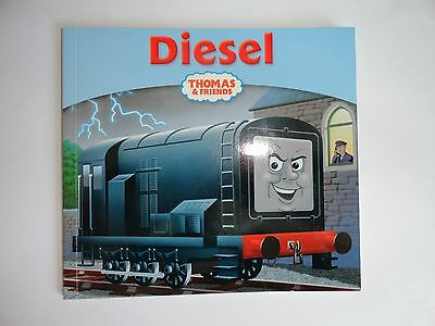 Thomas The Tank Engine & Friends - Book 28 : Diesel - Birthday Gift