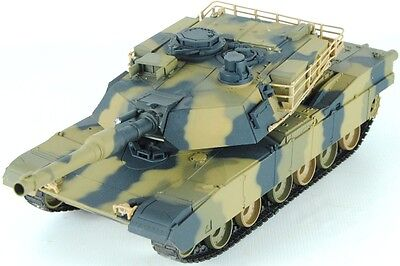 HENG LONG 1/24 Airsoft BB M1A2 Battle RC Tanks Length - 41cm