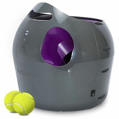 AUTOMATIC BALL LAUNCHER FOR DOGS TRAIN YOUR DOG TO PLAY & HAVE FUN (By Petsafe)