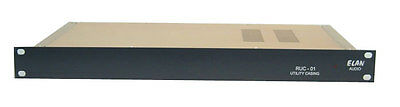 Elan Audio Rackmount Universal Casing RUC (12 Available)