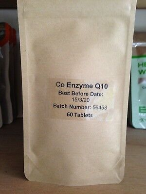 Co-Enzyme Q10 - 60 Capsules