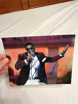 Keith Sweat Autographed 8x10 Signed Photo Rare