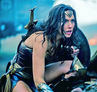 "10502 Hot Movie TV Shows - Wonder Woman 2017 18 14""x14"" Poster"