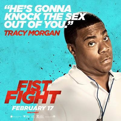 "9430 Hot Movie TV Shows - Fist Fight 2017 17 14""x14"" Poster"