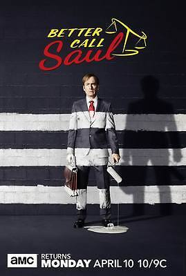 "9068 Hot Movie TV Shows - Better Call Saul Season 3 14""x20"" Poster"