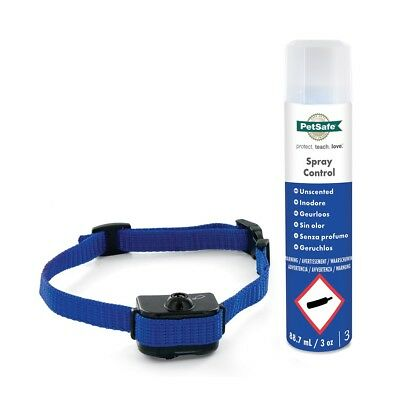 Petsafe Small Dog Deluxe Little UNSCENTED Spray Bark Control Collar PBC19-11796