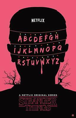 """10273 Hot Movie TV Shows - Stranger Things 1 14""""x21"""" Poster"""