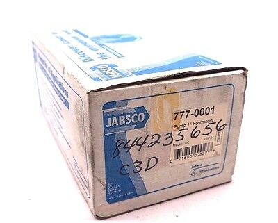 "New Jabsco 777-0001 Pump 1"" Footmount 7770001"