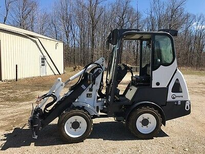 2016 Coyote C170B Wheel Loader