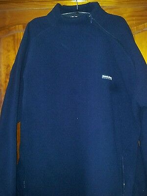 BNWT Reebok heavyweight fleece rare deadstock xl /xxl