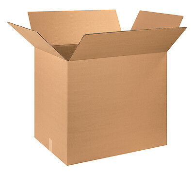 "Box Partners Corrugated Boxes 28"" x 20"" x 25"" Kraft 10/Bundle 282025"