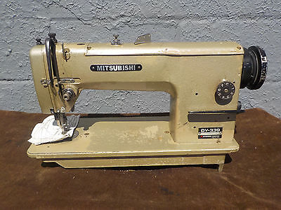 Industrial Sewing Machine Mitsubishi Model 339- Leather