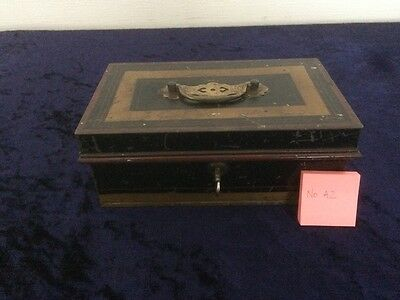Vintage Cash Deed Box (A2)