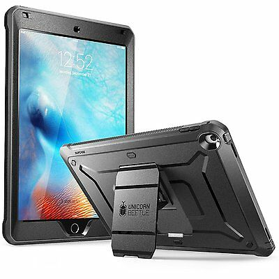 iPad 9.7 2017 2018 SUPCASE UBPro Full Rugged Body Built in Screen Protector