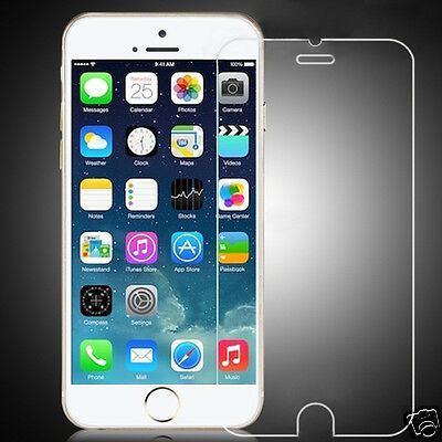 Premium Real Tempered Glass Film Screen Protector for Apple iPhone 6  4.7""