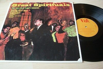 (5721) The Malcolm Dodds Singers # Great Spirituals # Italy #