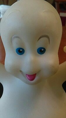 Casper the Friendly Ghost Action Figure 1995 Rare Glows in the Dark