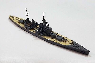 Neptun 1101BS British Battleship Prince of Wales (Painted Deck) 1/1250 Scale