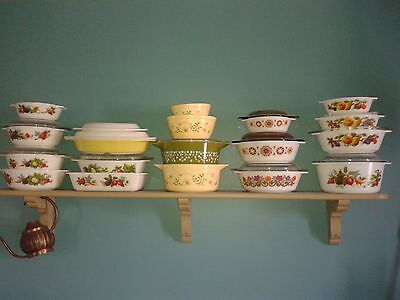 Pyrex England-JAJ and more-PLEASE SEE UPDATED DESCRIPTION!!