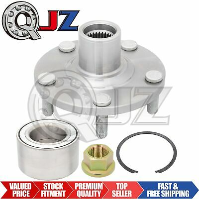 Front Wheel Hub Bearing Stud Kit Replacement For 2002 2004 2003 Infiniti I35 NEW