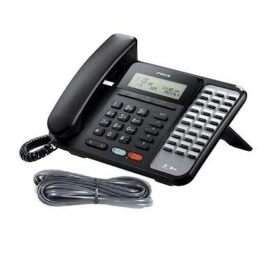 LG-Ericsson IPECS LDP-9030D Phone in Black