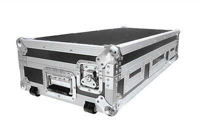 NEW Road Ready RRDJCD10WL 10 Mixer/Large CD Player Coffin Case Mobile DJ