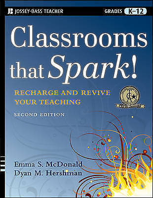 Classrooms That Spark! by Emma S. McDonald Paperback Book (English)