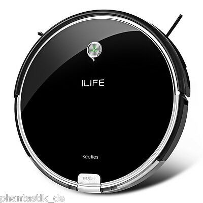 ILIFE A6 Smart Cleaning Aspirapolvere Robot 1000pa ElectroWall Anti collisione