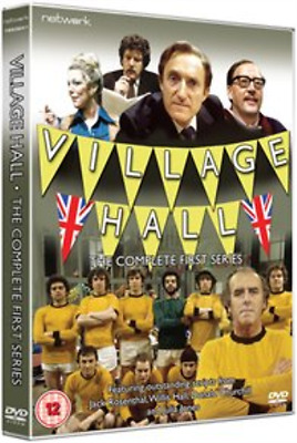 Richard Griffiths, Bernard ...-Village Hall: The Complete First Series DVD NUOVO