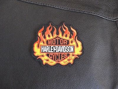 Limited Edition -WILLIE G HARLEY DAVIDSON MOTORCYCLES SKULL PATCH