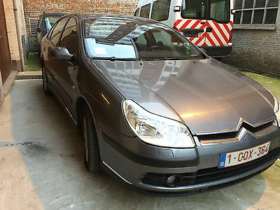 citroen c5 hdi - CT OK -