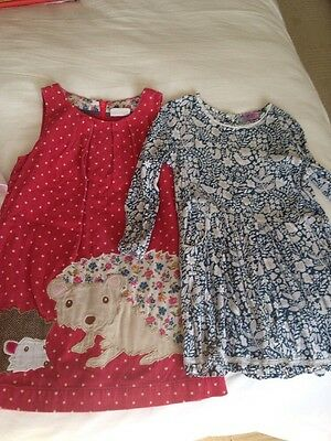 Mini Boden And Fred And Florence Dresses Age 4-5