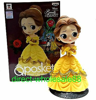 Banpresto Q posket Disney Beauty & the beast Belle style A Qposket