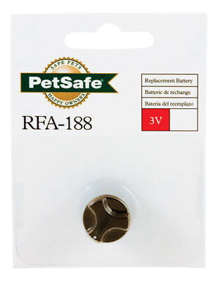 Genuine Petsafe Battery RFA-188 for Cat Fence, Little Dog & Big Dog Bark Collar