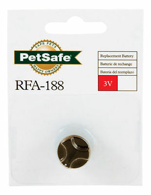 PetSafe Battery RFA-188 - For Cat Fence Little Dog & Big Dog Bark Collar Genuine