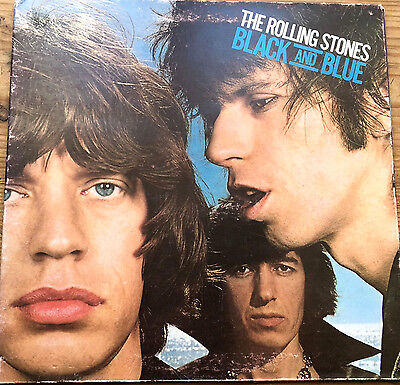 Black And Blue - The Rolling Stones (33 Tours)