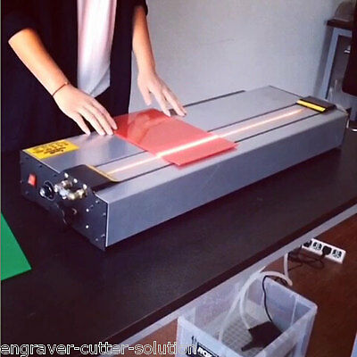 """220V 27"""" Acrylic Plastic PVC Heat Bending Machine with Infrared Ray Calibration"""