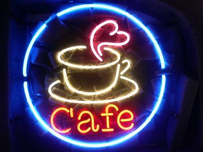 "New Cafe Coffee Shop Espresso Shop High Tea Beer Neon Sign 20""x16"""