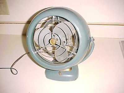 COLLECTOR GRADE - Retro Mid-Century  -  VORNADO DESK FAN - CRISP WHISPER QUIET