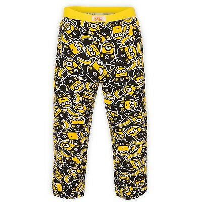 Despicable Me Minions Official Gift Mens Lounge Pants Pyjama Bottoms