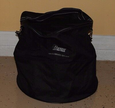 Storage Bag Oven Carrying Case Shoulder Strap Replacement Double Canvas Padded