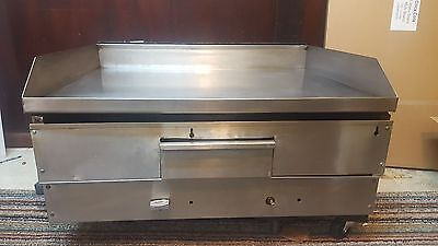 "36"" Natural Gas Flat Top Griddle Grill  Commercial Kitchen"