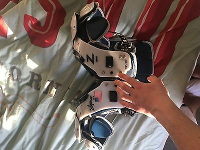 Douglas Custom Skills Shoulderpads Size Large