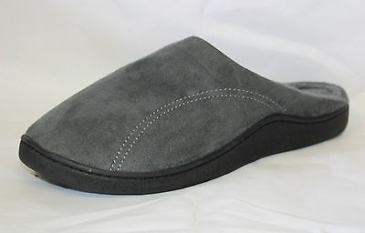 Men's James Faillo House Slippers GRY(SML) Size 7.0 - 9230GRY